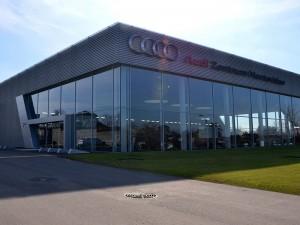 Audi Zentrum / Obras Eléctricas