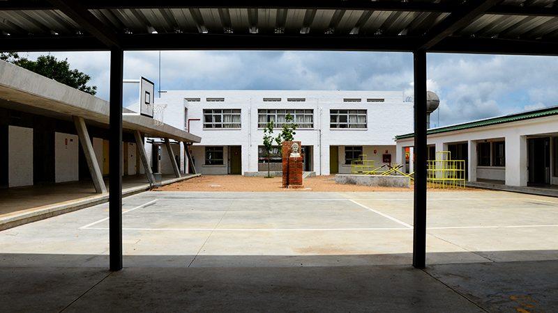 Escuela Barrio Maracaná